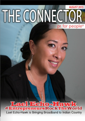PR for People The Connector August 2015
