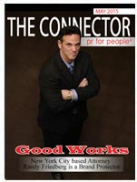 PR for People The Connector May 2015