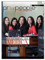 PR for People The Connector March 2014