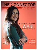 PR for People The Connector June 2013
