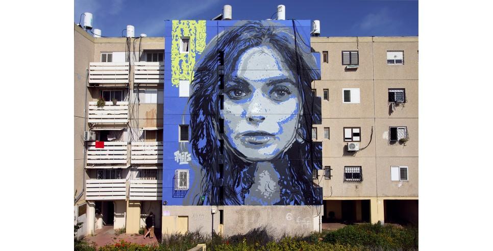 Graffiti Artist Mars