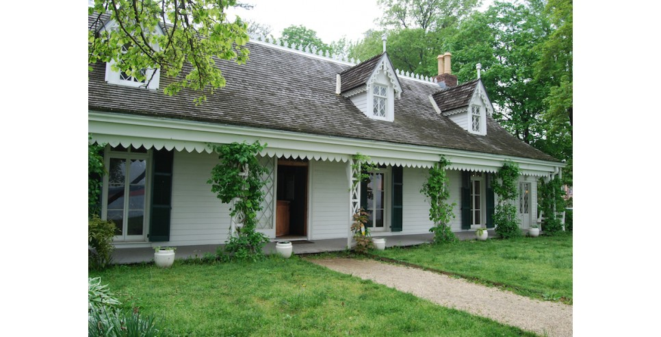The Alice Austen House on Staten Island Photo Credit: Daniel Wend and Wend Images.com.