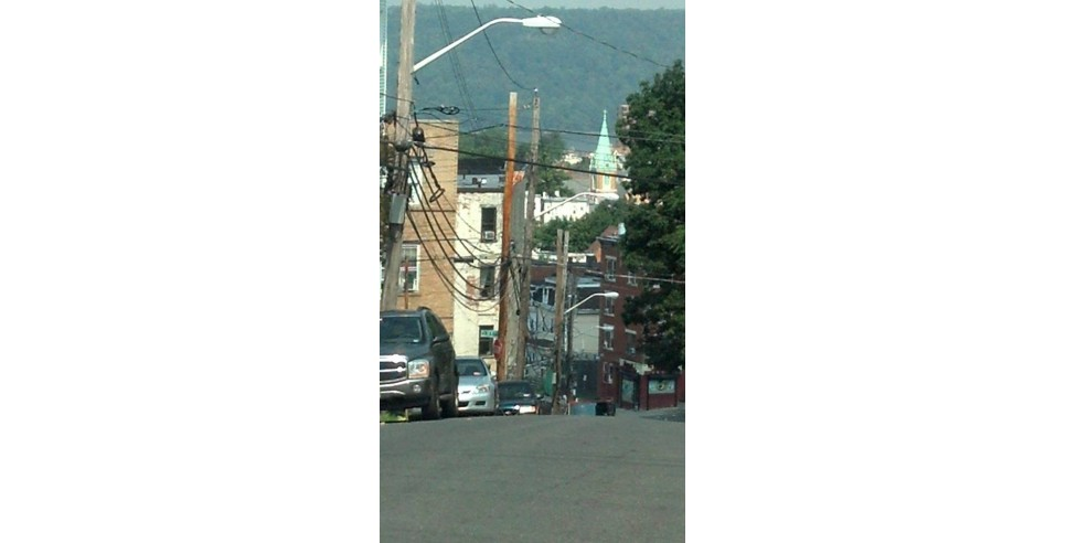 View From Hardscrabble Nodine Hill in Yonkers