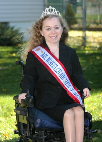 Ms. Wheelchair NJ 2006-2008
