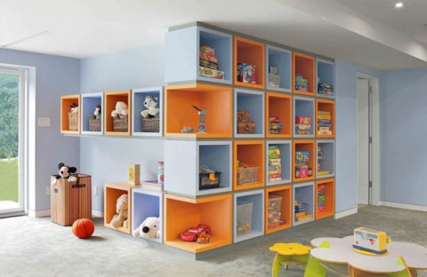 Playroom Area