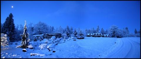 Ranch winter