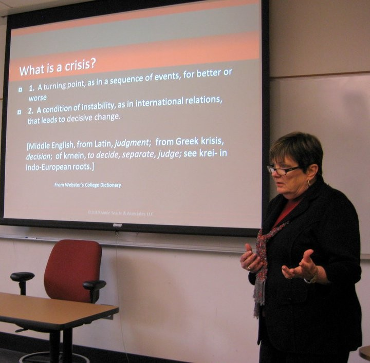 Guest lecturing at University of Washington